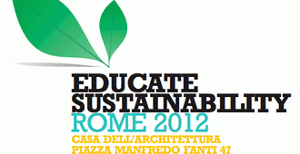 Educate Sustainability Rome 2012