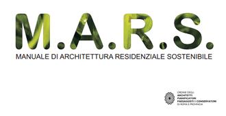 M.A.R.S. Manuale di Architettura Residenziale Sostenibile