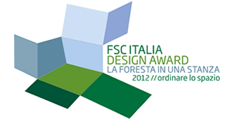 Fsc Italia Design Award: la foresta in una stanza