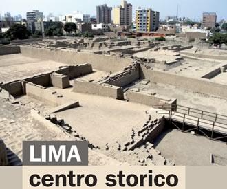 Lima centro storico