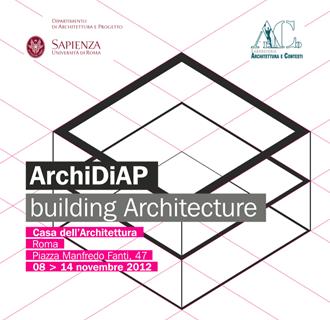 ArchiDiAP building Architecture