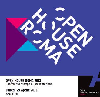 Open House Roma 2013