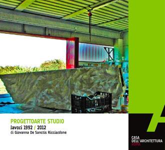 ProgettoArte Studio - lavori 1992 / 2012