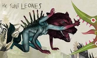 Hic sunt Leones by Nicola Alessandrini e Gio Pistone
