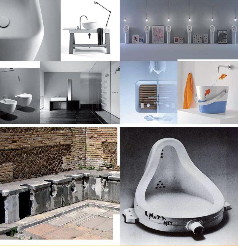 Architettura e design gli spazi del benessere e dell'igiene   la ...