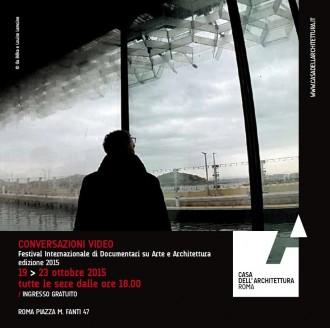 Conversazioni video - Festival internazionale di documentari su arte e architettura