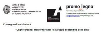 Legno urbano: architetture per lo sviluppo sostenibile della città