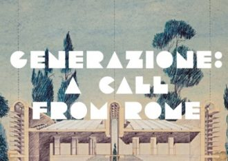 Generazione: a call from Rome  Chapter 3:  AM3 & JBMN / Palermo, Parigi