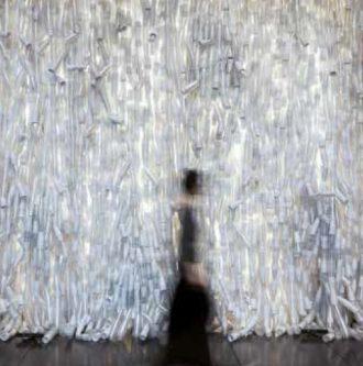 PER UNA RICERCA SULLA SPECIFICITÀ (EVENTUALE) DELL 'ARTE FEMMINILE #4 - Lo spazio e l'arte: limite e reinvenzione a cura di Veronica Montanino / Anna Maria Panzera