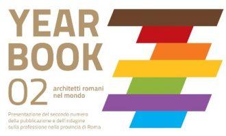 YEAR BOOK 02 architetti romani nel mondo
