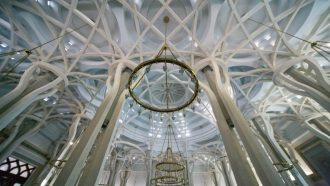 Lezioni borrominiane. L'attualità di Francesco Borromini nell'architettura contemporanea. Paolo Portoghesi