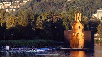 Mario Botta / Lezioni Borrominiane. L'attualità di Francesco Borromini nell'architettura contemporanea