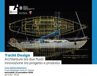 Yacht Design Architetture tra due fluidi: innovazione tra progetto e prodotto