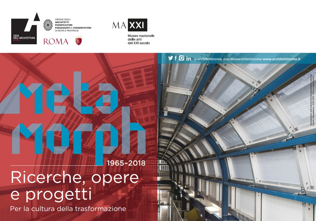 Metamorph ricerche opere e progetti per la cultura for Progetti per la casa