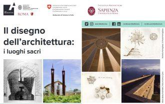 Mario Botta e Paolo Portoghesi. Il disegno dell'architettura: i luoghi sacri.